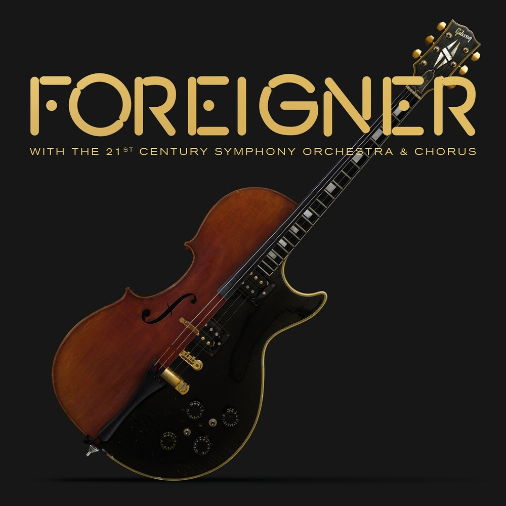 Foreigner - With The 21st Century Symphony Orchestra & Chorus [2LP/DVD]