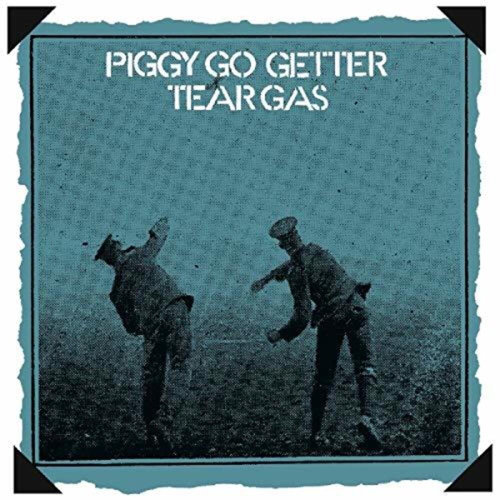 Tear Gas - Piggy Go Getter [Remastered] (Uk)