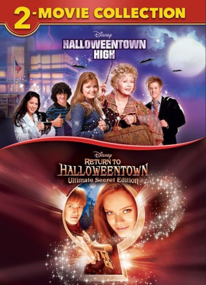 - Halloweentown 3 & 4 (2pc) / (2pk)