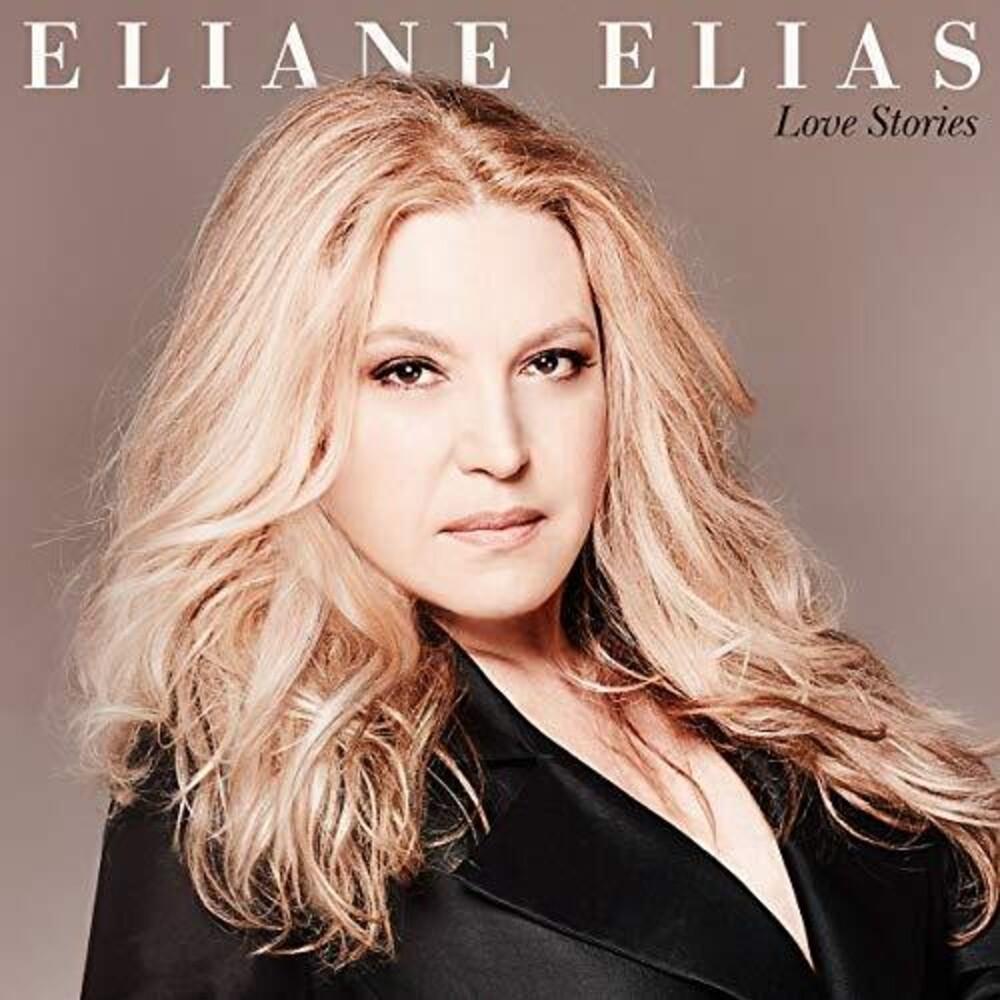 Eliane Elias - Love Stories