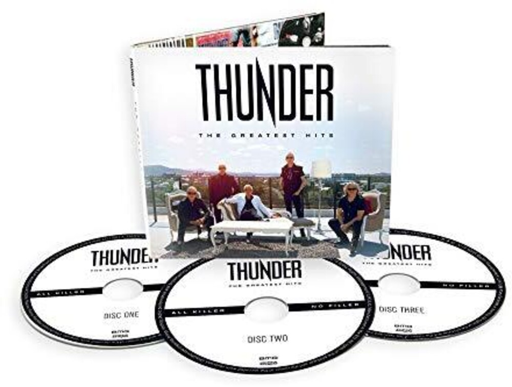 Thunder - The Greatest Hits [3CD]