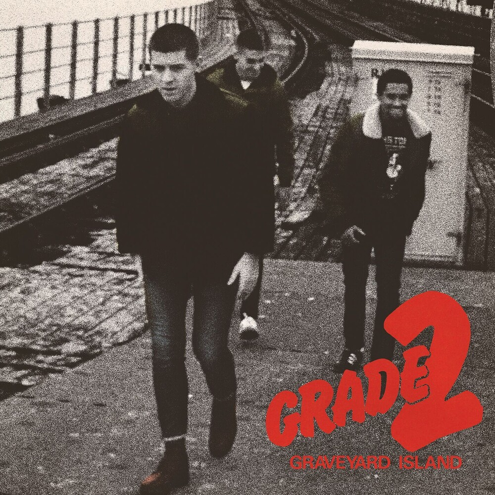 Grade 2 - Graveyard Island [LP]