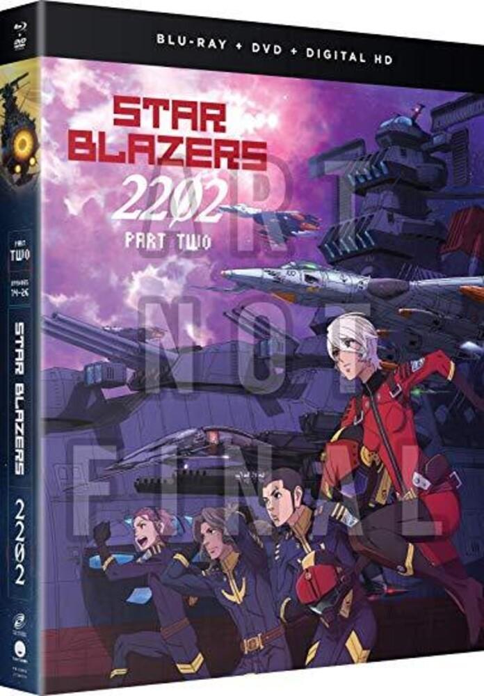 Star Blazers: Space Battleship Yamato 2202 - Pt 2 - Star Blazers: Space Battleship Yamato 2202 - Pt 2