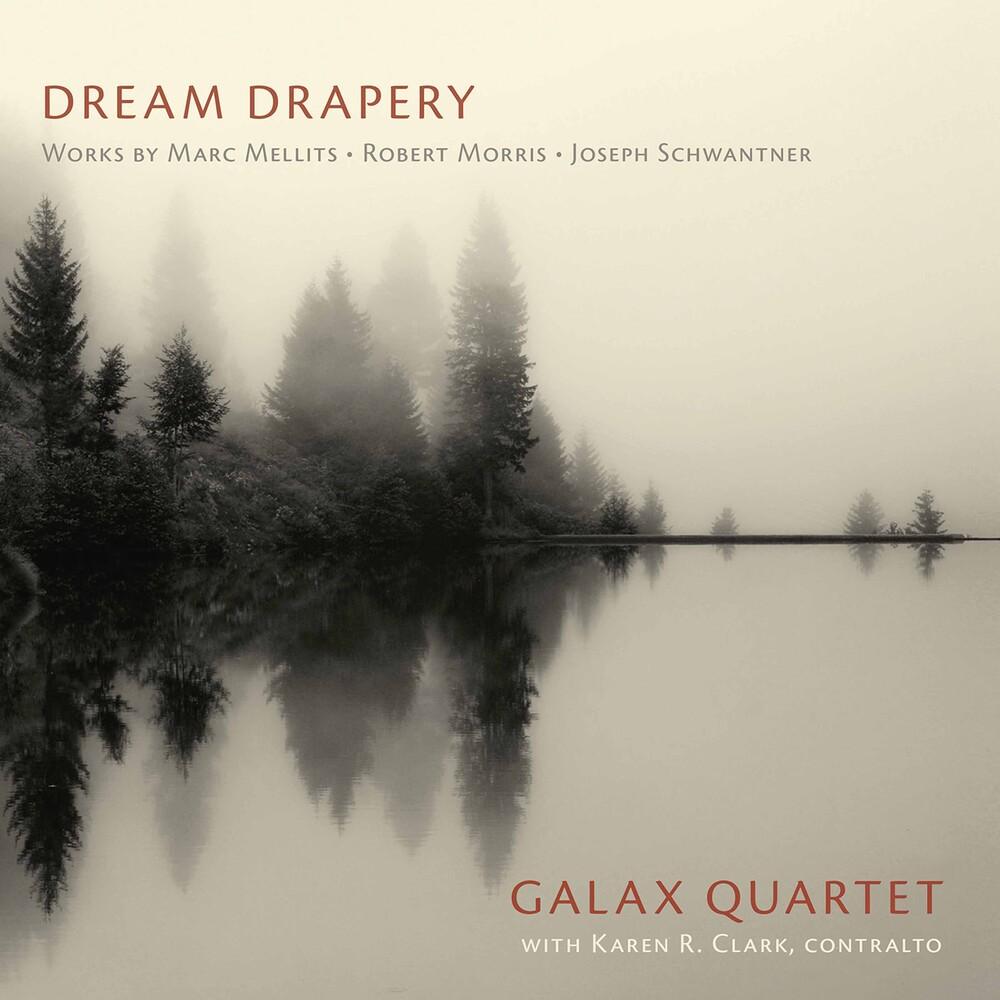 Mellits / Galax Quartet / Clark - Dream Drapery