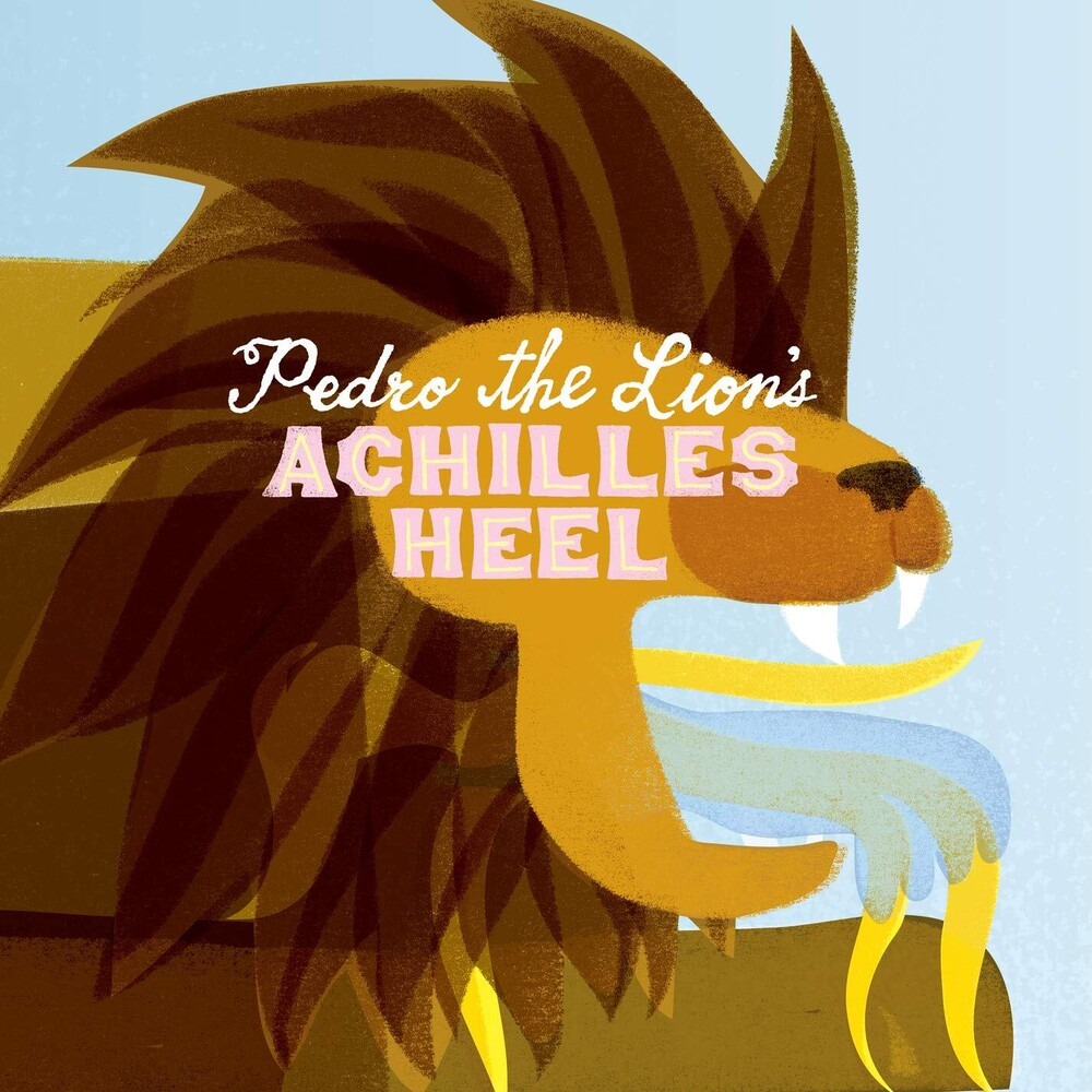 Pedro The Lion - Achilles' Heel (Blk) [Clear Vinyl]