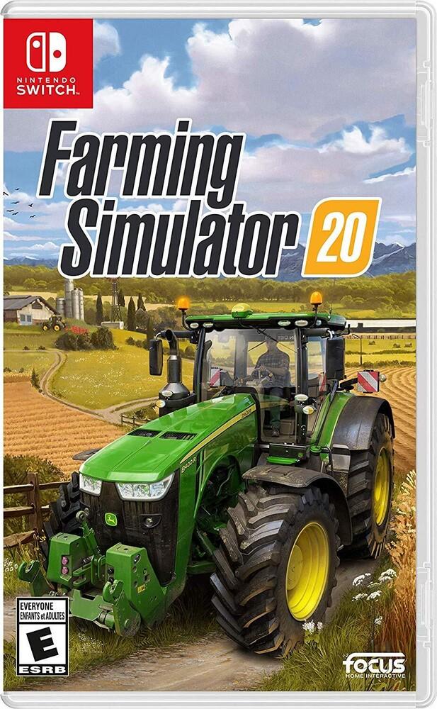 - Farming Simulator 20