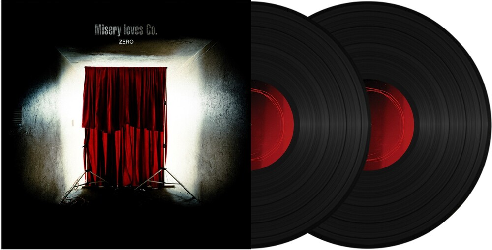 Misery Loves Co - Zero (Black Vinyl)