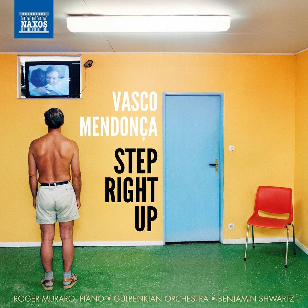 Roger Muraro - Step Right Up