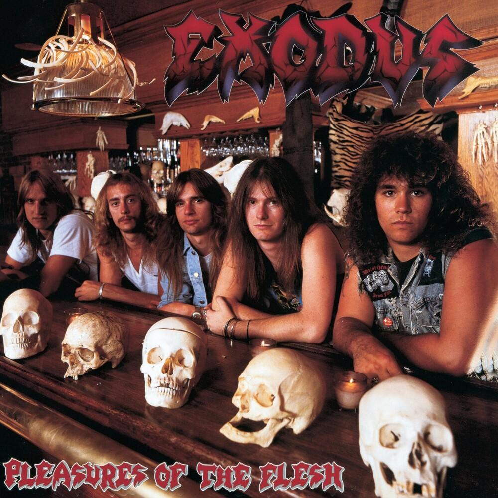 Exodus - Pleasures Of The Flesh [LP]