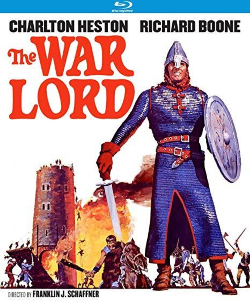 - The War Lord