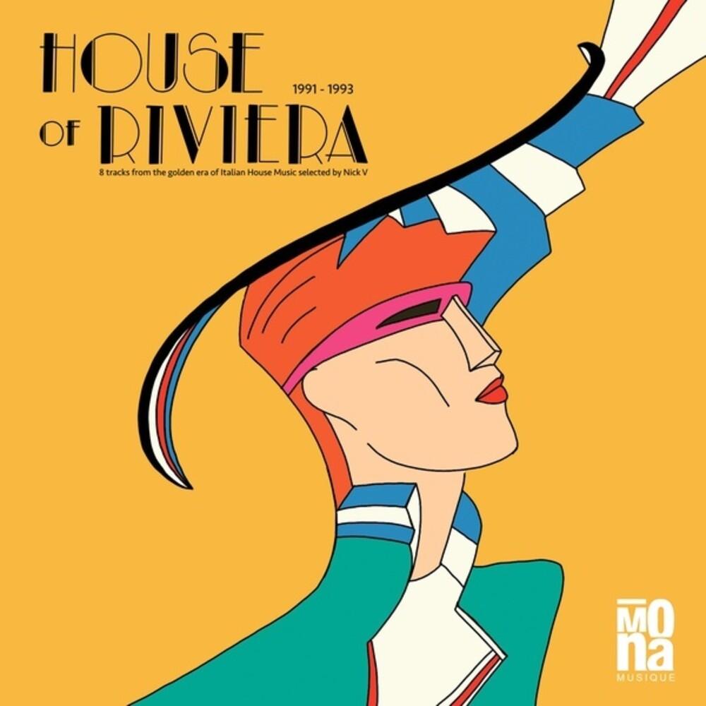 Nick V - House Of Riviera (2pk)