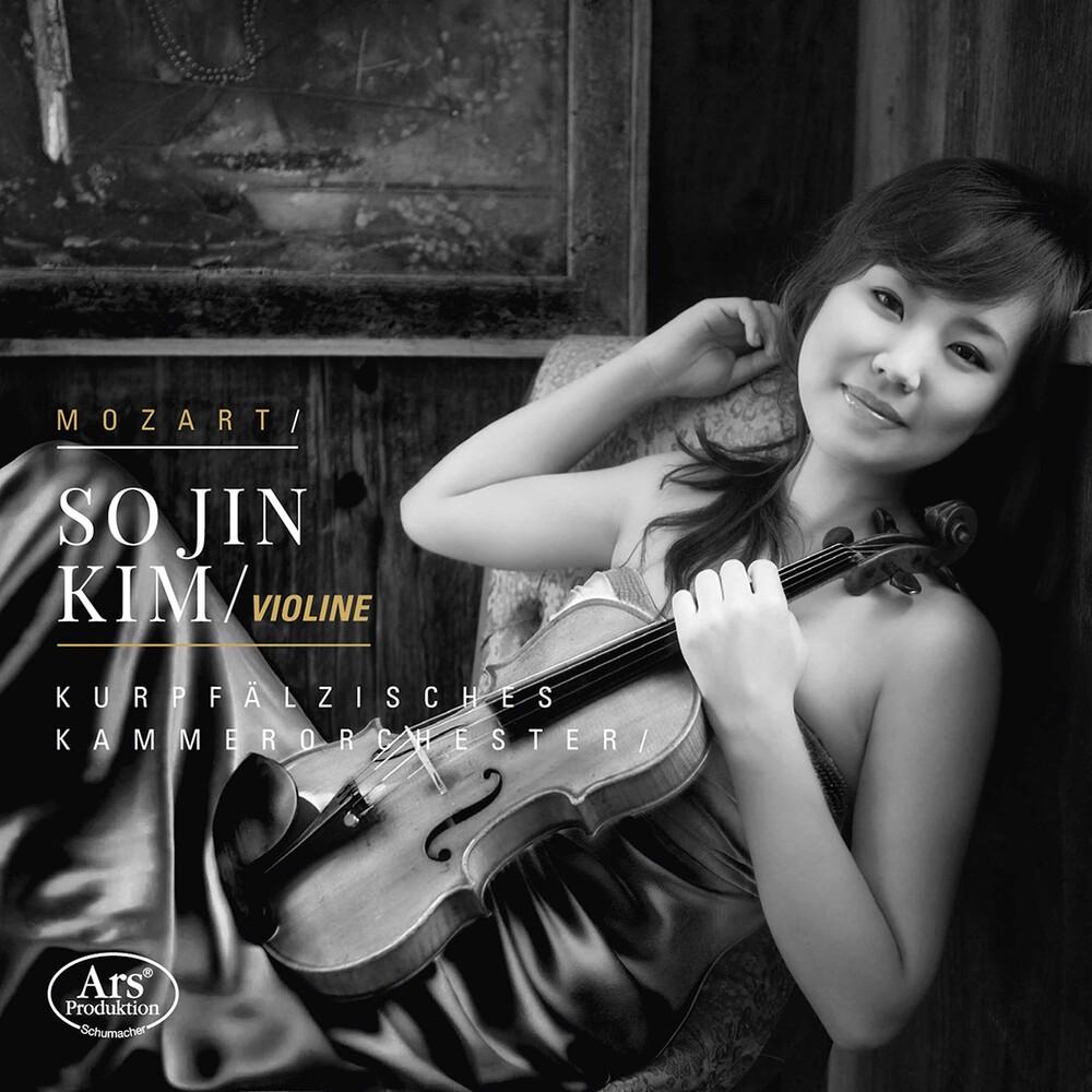 So Jin Kim - Violin Concertos 216 & 219