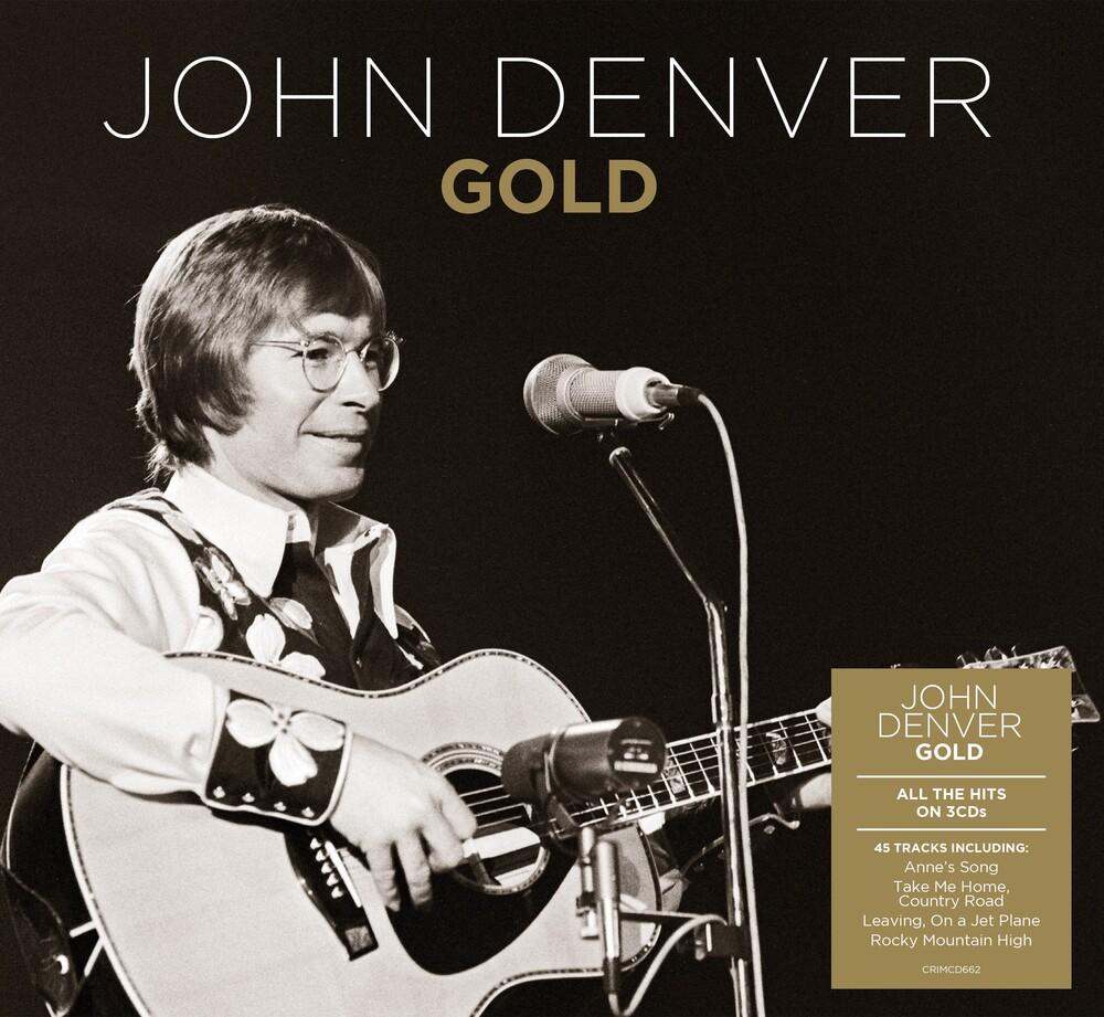 John Denver - Gold (Uk)