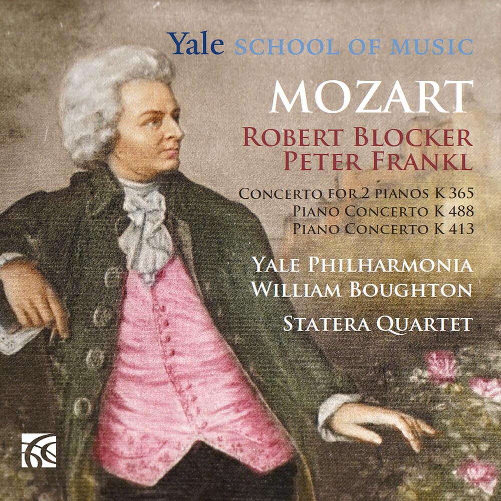 Mozart / Blaocker / Statera Quartet - Piano Concertos