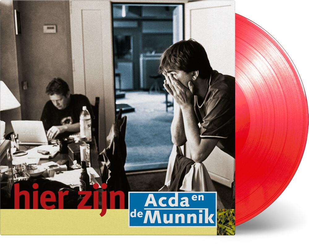 Acda & De Munnik - Hier Zijn (Ltd) (Ogv) (Red)