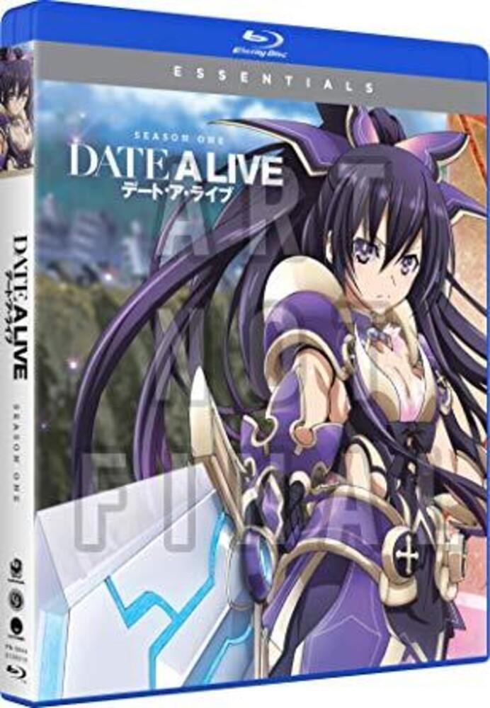 Date a Live: Season One - Date A Live: Season One (4pc) / (Box Digc Snap)