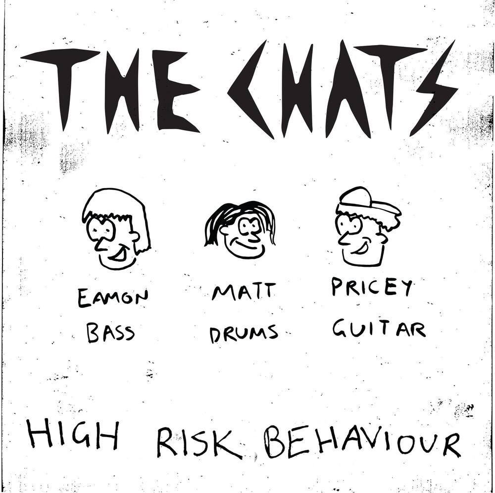 The Chats - High Risk Behaviour [Piss Yellow LP]