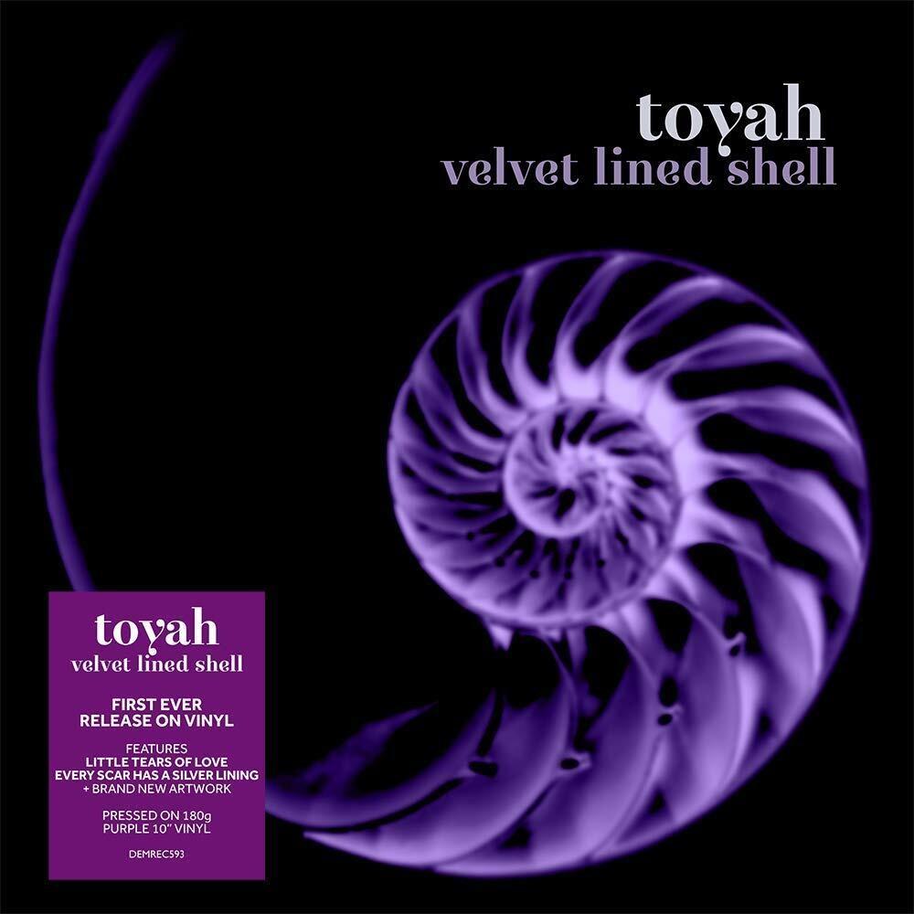 Toyah - Velvet Lined Shell [180-Gram Purple Colored 10-Inch Vinyl]