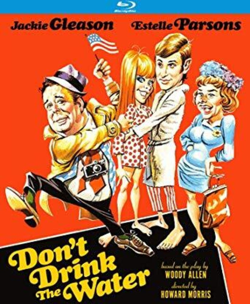 - Don't Drink The Water (1969)
