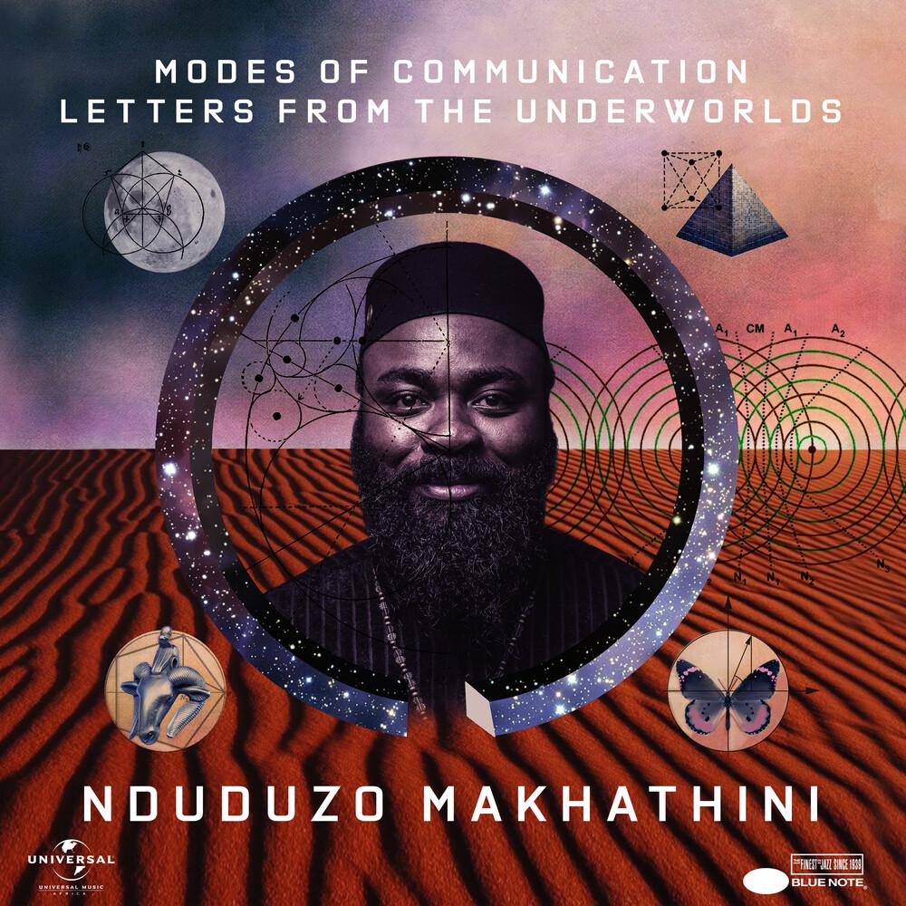 Nduduzo Makhathini - Modes Of Communication: Letters From Underworlds