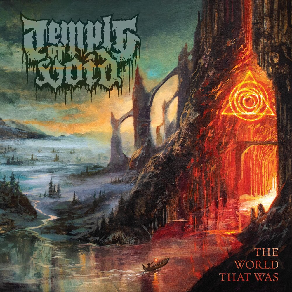 Temple Of Void - World That Was (Aus)