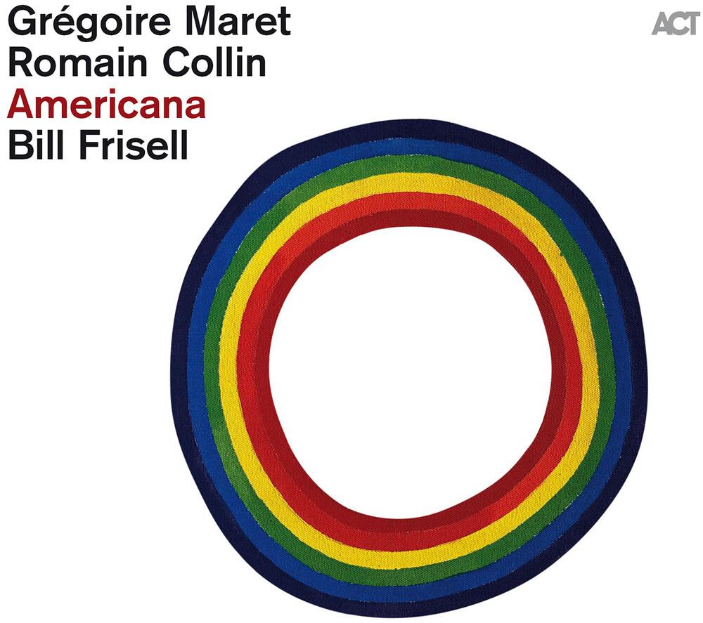 Gregoire Maret - Americana