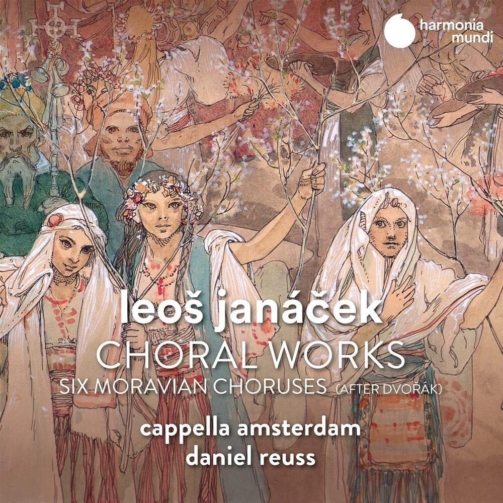 Janacek / Walker / Mayers / Cappella Amsterdam - Janacek: Choral Works