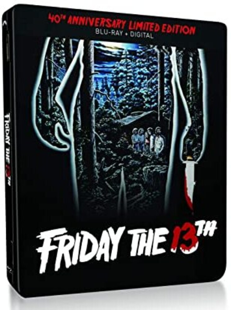 - Friday The 13th / (Stbk Aniv Ws)