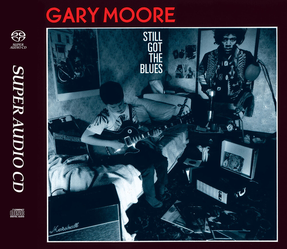 Gary Moore - Still Got The Blues (Hybrid-SACD) [Import]