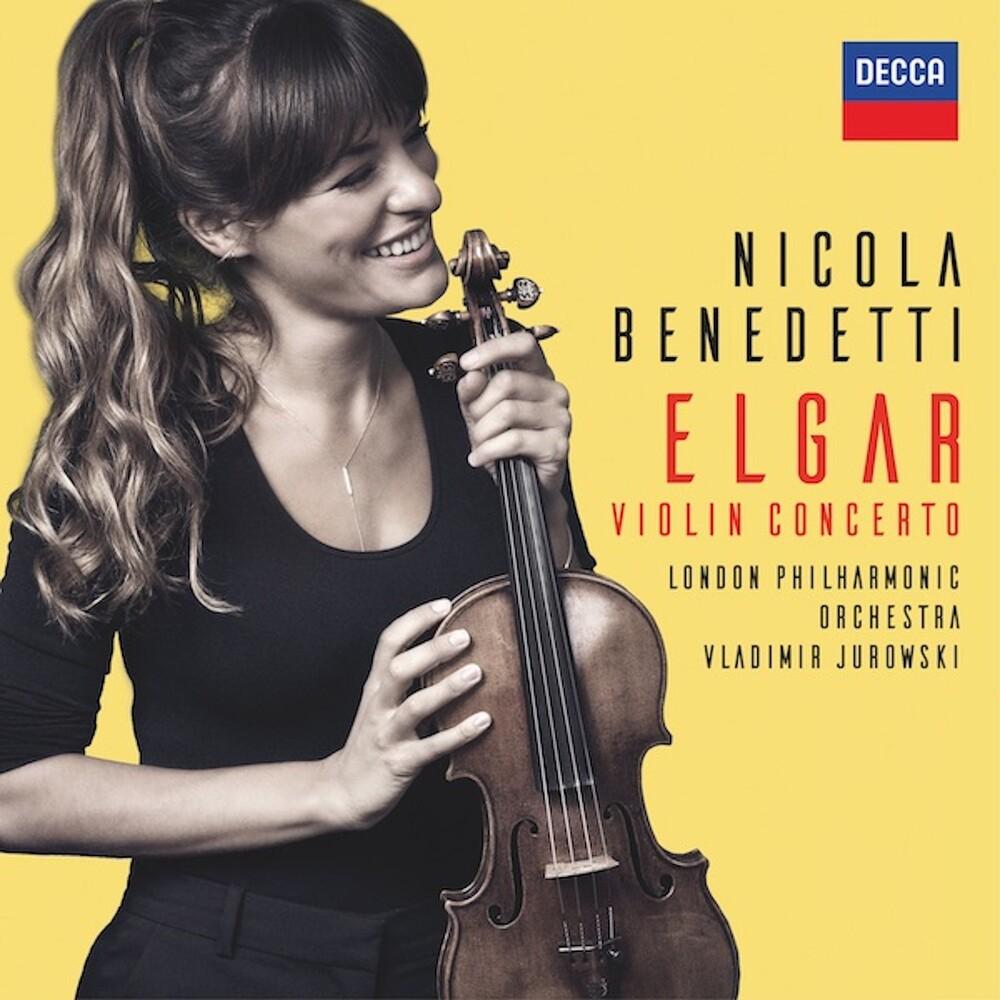 Nicola Benedetti/Vladimir Jurowski/London Philharmonic Orchestra - Elgar Violin Concerto