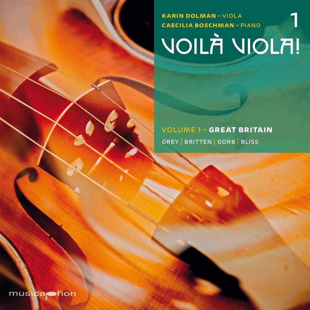 Bliss / Dolman / Boschman - Voila Viola 1 (Hybr)