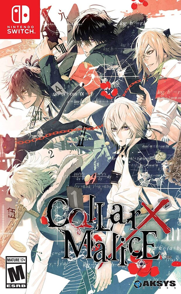 - Collar X Malice for Nintendo Switch