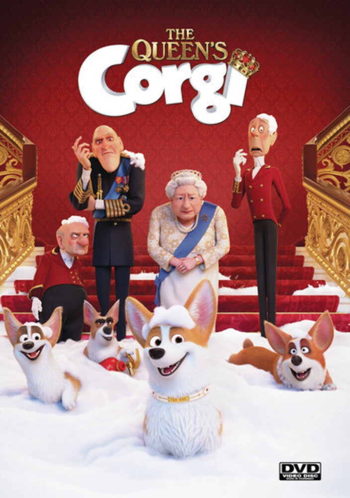 - Queen's Corgi / (Mod)