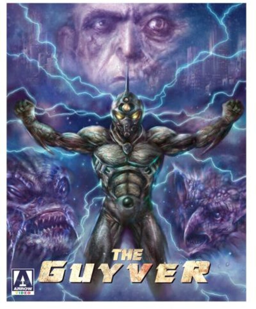 Jimmy Walker - Guyver / (Can)