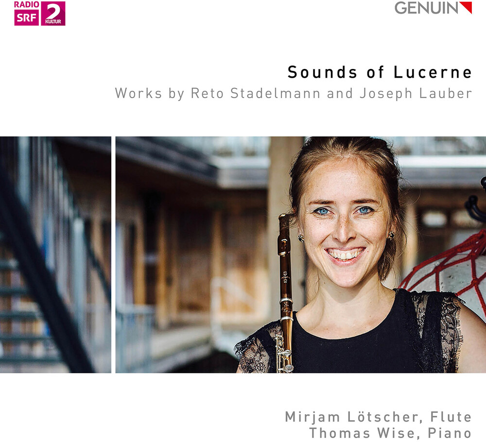 Lauber / Lotscher / Wise - Sounds Of Lucerne