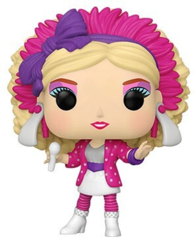 Funko Pop! Vinyl: - FUNKO POP! VINYL: Barbie- Rock Star Barbie