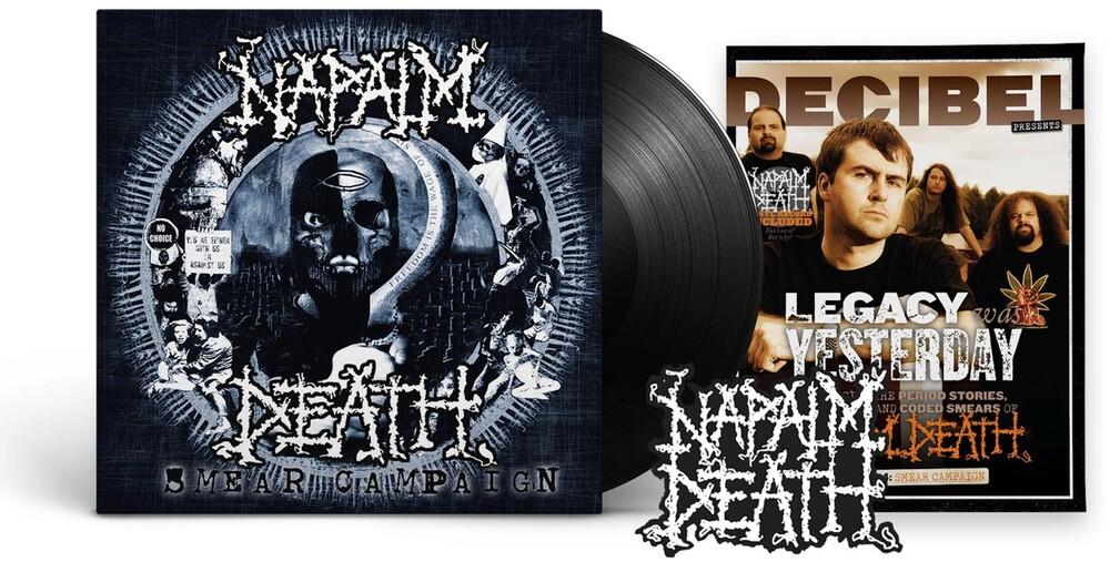Napalm Death - Smear Campaign (Decibel Edition) [LP]