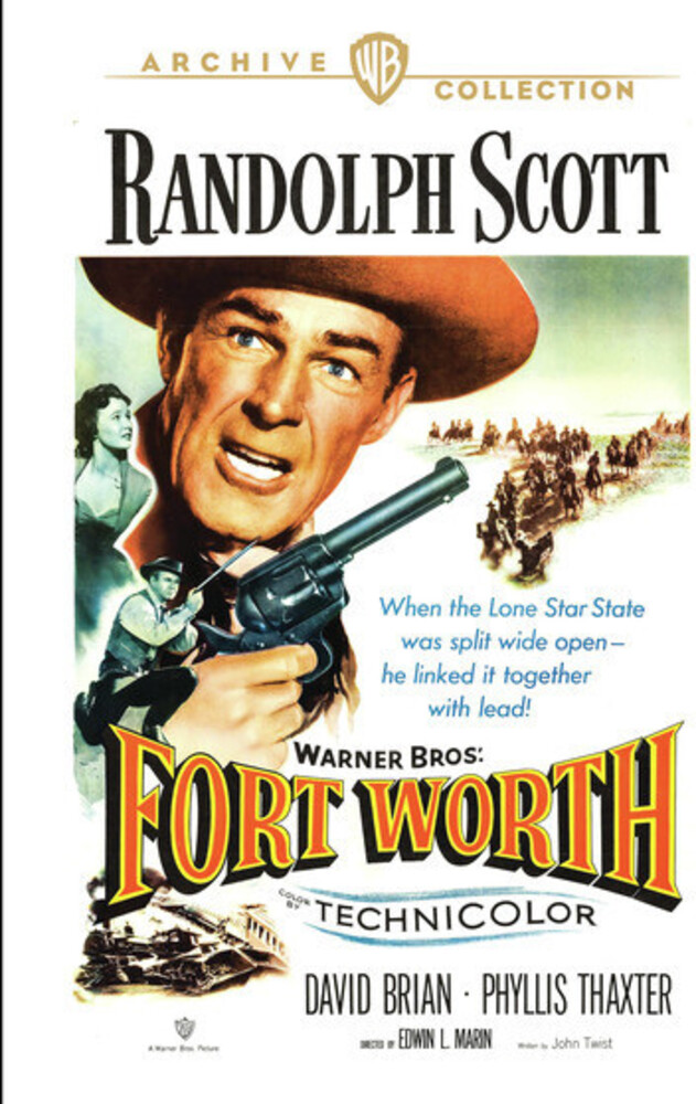 - Fort Worth (1951) / (Full Mod Amar Sub)