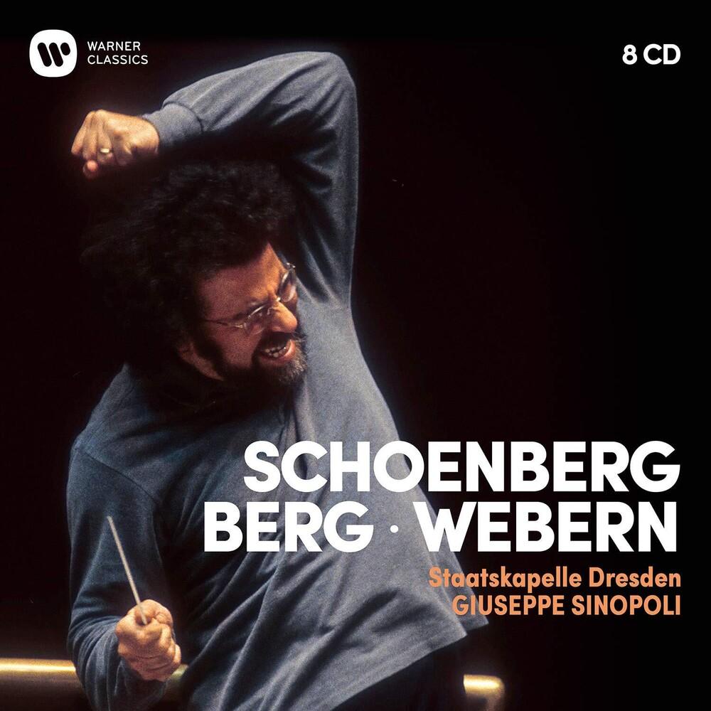 Giuseppe Sinopoli - Schonberg Berg Webern