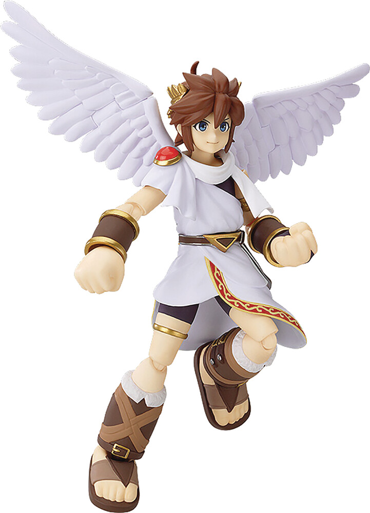 Good Smile Company - Good Smile Company - Kid Icarus: Uprising - figma Pit (Re-run)