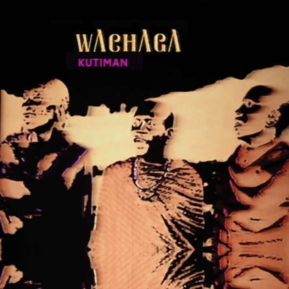 Kutiman - Wachaga [Colored Vinyl]