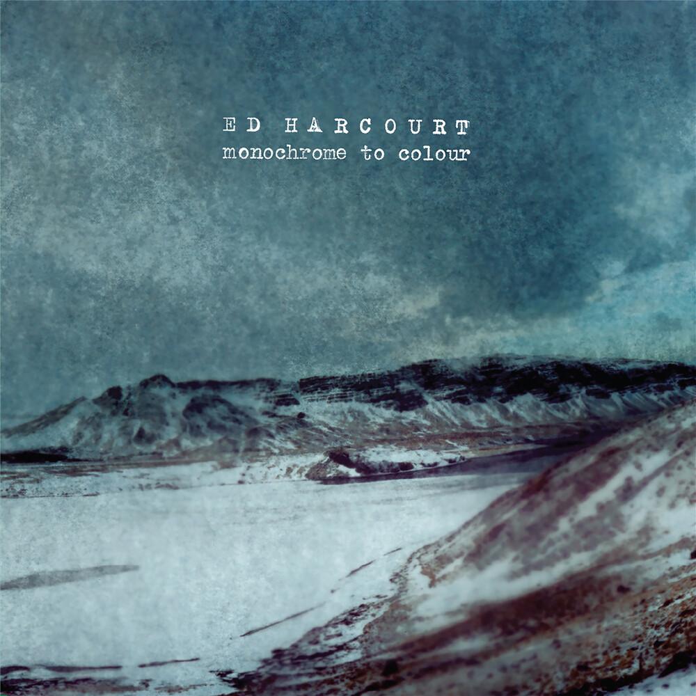 Ed Harcourt - Monochrome To Colour [LP]