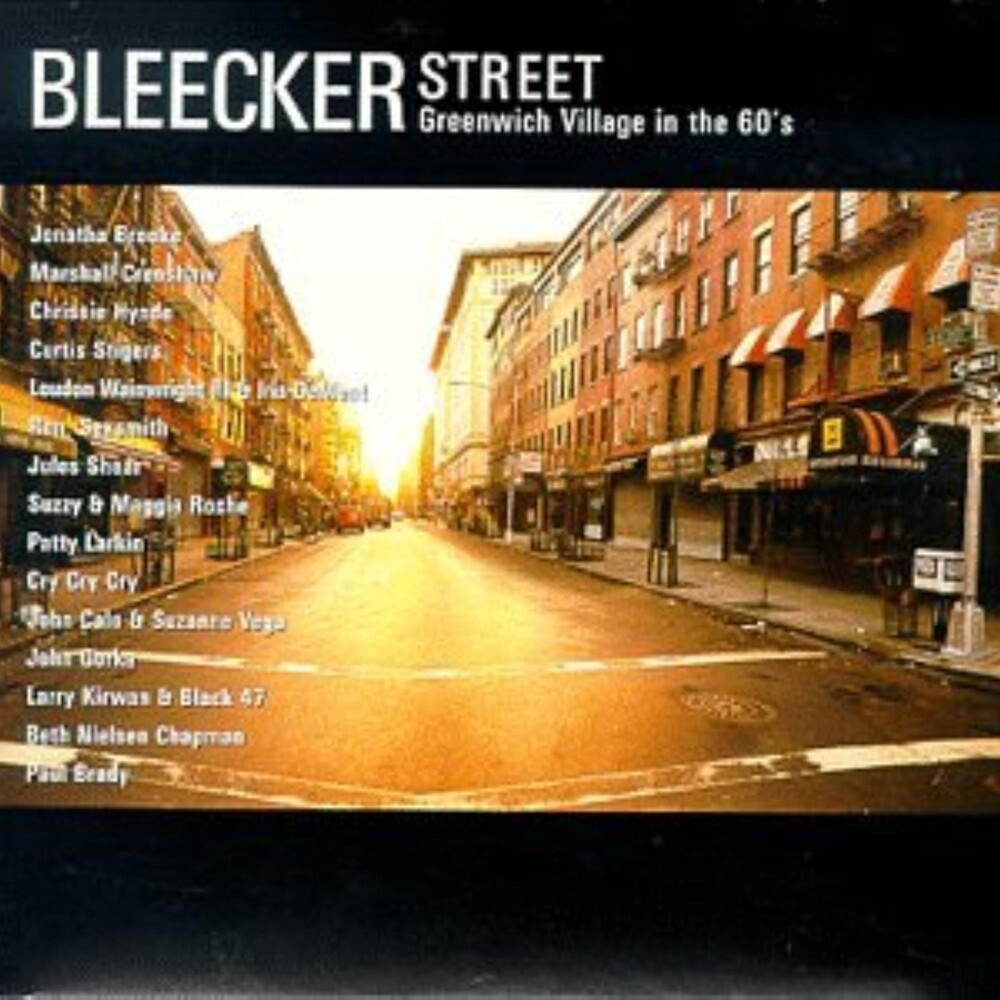 Bleecker Street Greenwich Village In 60s / Var - Bleecker Street: Greenwich Village In 60's (Various Artists)