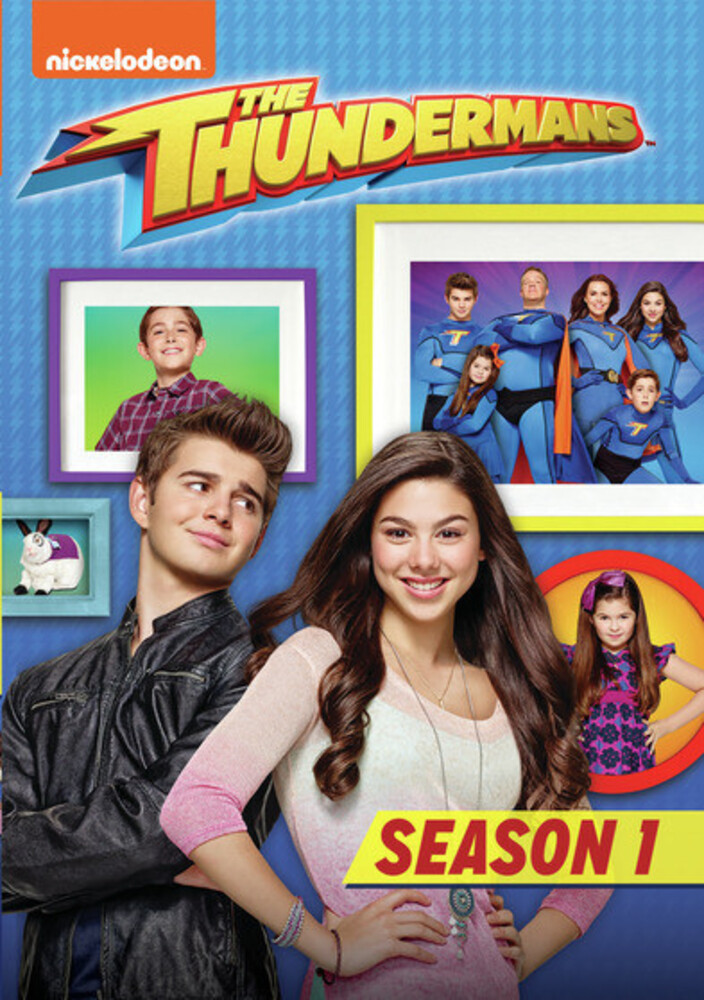 - Thundermans: Season 1 (2pc) / (Box Mod 2pk)