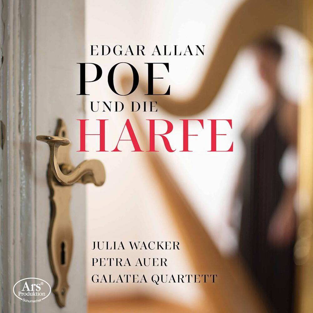 Bram / Wacker / Galatea Quartett - Edgar Allan Poe Und Die Harfe