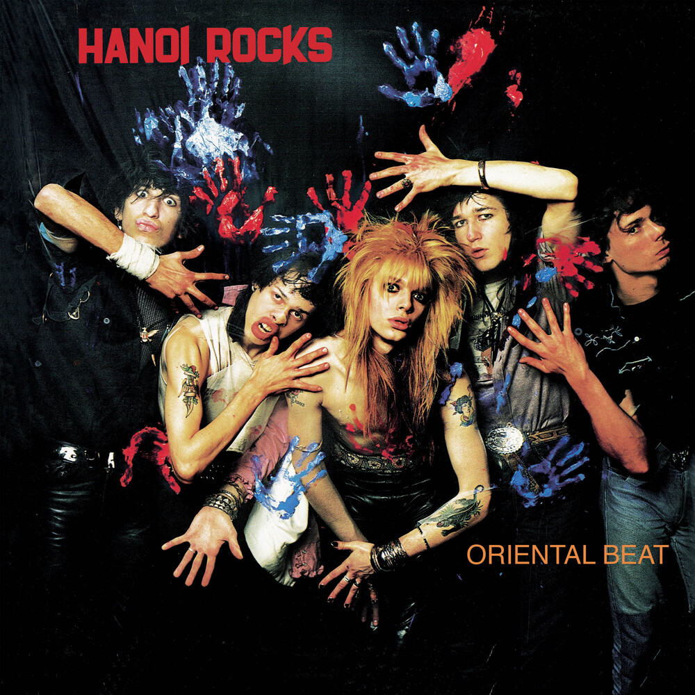 Hanoi Rocks - Oriental Beat