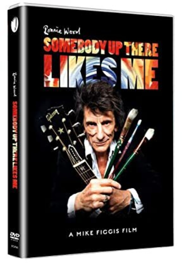 Ronnie Wood - Ronnie Wood: Somebody up There Likes Me [DVD]