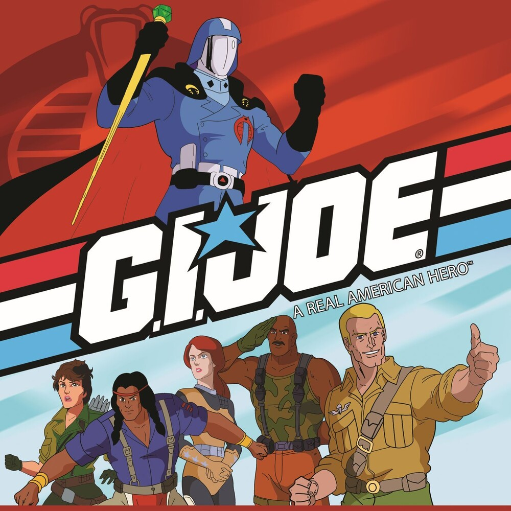 Various Artists - Music From G.I. Joe: A Real American Hero (Original Soundtrack)