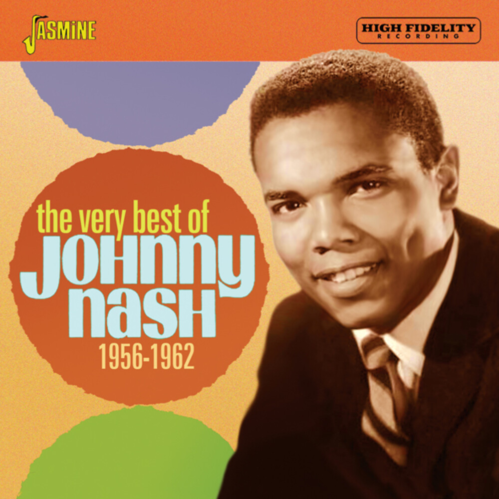 Johnny Nash - Very Best Of Johnny Nash: 1956-1962