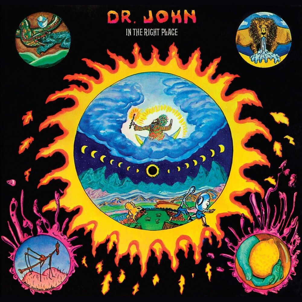 Dr John - In The Right Place